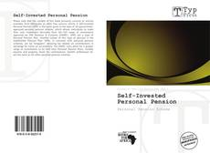 Bookcover of Self-Invested Personal Pension