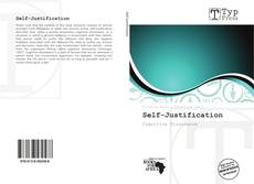 Couverture de Self-Justification