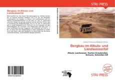 Buchcover von Bergbau im Albula- und Landwassertal