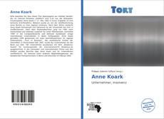 Buchcover von Anne Koark