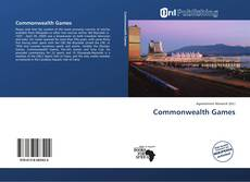 Bookcover of Commonwealth Games