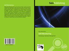 Bookcover of Self-Monitoring