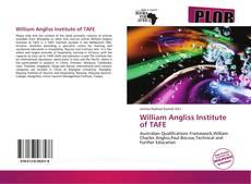 Couverture de William Angliss Institute of TAFE