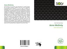 Bookcover of Anne McGinty