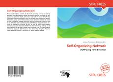 Bookcover of Self-Organizing Network