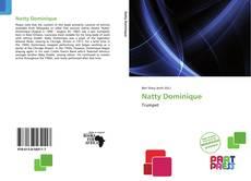 Capa do livro de Natty Dominique
