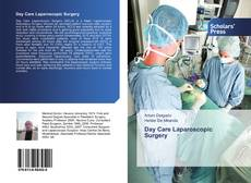 Bookcover of Day Care Laparoscopic Surgery