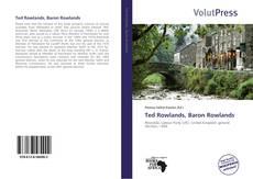 Capa do livro de Ted Rowlands, Baron Rowlands
