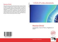 Bookcover of Pensive Christ
