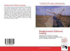 Bookcover of Bergbaurevier Südraum Leipzig