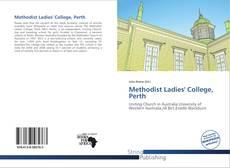 Bookcover of Methodist Ladies' College, Perth
