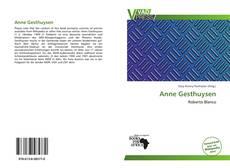 Capa do livro de Anne Gesthuysen