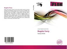 Capa do livro de Rogätz Ferry