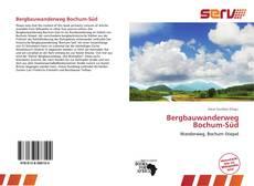 Buchcover von Bergbauwanderweg Bochum-Süd