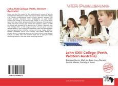Couverture de John XXIII College (Perth, Western Australia)