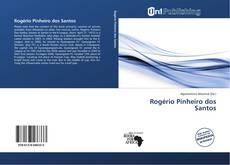 Capa do livro de Rogério Pinheiro dos Santos