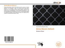 Bookcover of Anne Maren Delseit