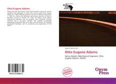 Bookcover of Otto Eugene Adams
