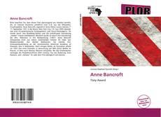 Capa do livro de Anne Bancroft