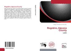 Rogóźno, Łęczna County kitap kapağı