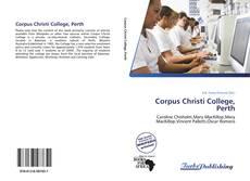 Bookcover of Corpus Christi College, Perth