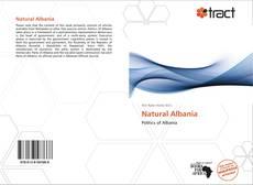 Portada del libro de Natural Albania