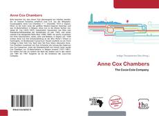 Bookcover of Anne Cox Chambers