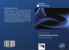 Bookcover of Self-Realization Order