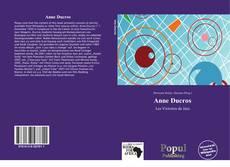 Portada del libro de Anne Ducros