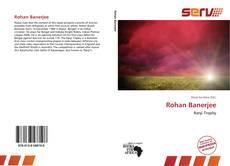 Rohan Banerjee的封面