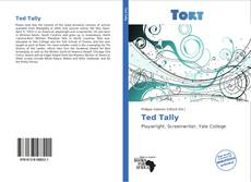 Portada del libro de Ted Tally