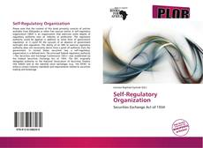 Bookcover of Self-Regulatory Organization