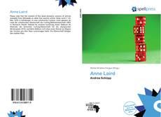Portada del libro de Anne Laird