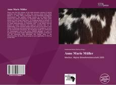 Buchcover von Anne Marie Müller