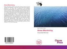 Bookcover of Anne Montminy