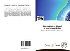 Borítókép a  Pentaethylene Glycol Monododecyl Ether - hoz