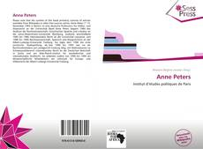 Bookcover of Anne Peters