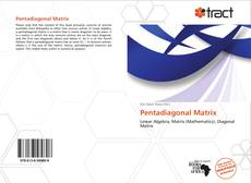 Buchcover von Pentadiagonal Matrix