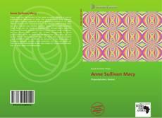 Capa do livro de Anne Sullivan Macy