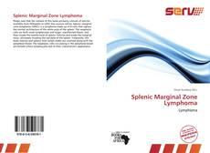 Portada del libro de Splenic Marginal Zone Lymphoma