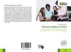 Copertina di Calrossy Anglican School