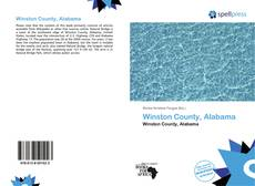 Winston County, Alabama的封面
