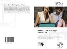 Bookcover of Marcellin College Randwick