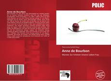Couverture de Anne de Bourbon