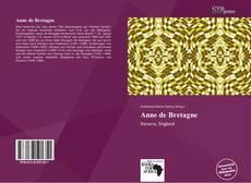 Couverture de Anne de Bretagne