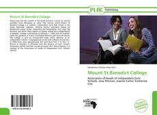Couverture de Mount St Benedict College