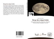 Bookcover of Berge des ewigen Lichts