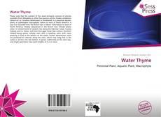 Water Thyme的封面