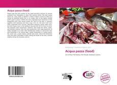 Bookcover of Acqua pazza (food)