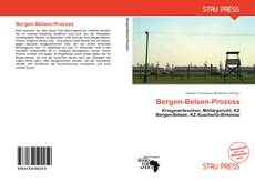 Capa do livro de Bergen-Belsen-Prozess